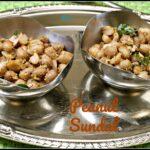 Peanut Sundal | Verkadalai Sundal