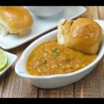 One Pot Pav Bhaji in Pressure Cooker