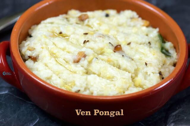 Ven Pongal / Khara Pongal