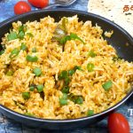 Tomato Rice using Thokku (Tomato Onion Masala)