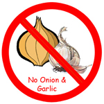 No Onion No Garlic