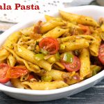 Masala Pasta Recipe | Indian Style Pasta Recipe