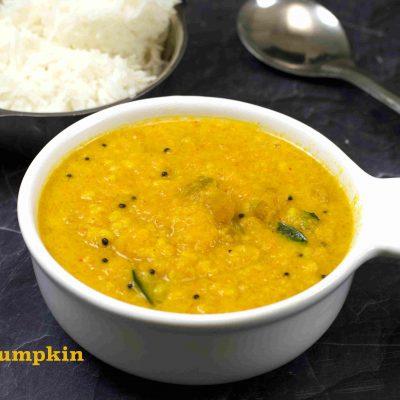 Pumpkin Kootu/Stew