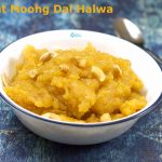 Instant Moong Dal Halwa