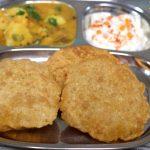Bedmi Puri | Urad Dal Poori Recipe