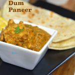 Dum Paneer | Paneer Dum Kali Mirch