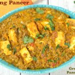 Moong Paneer | Green Moong Paneer Curry