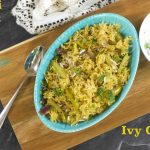 Tendli Rice | Ivy Gourd Rice | Kovakkai Rice