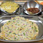 Akki Roti | Rice Flour Roti