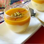 Aam Phirini Recipe | Mango Phirni Recipe | Mango Pudding Recipe