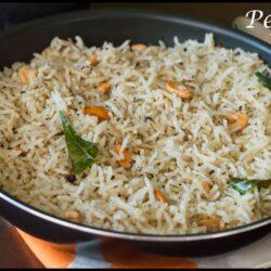 Pepper Rice Recipe | Milagu Sadam | Milagu Jeeraga Sadam