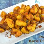 Urulaikizhangu Kara Curry | Potato Curry