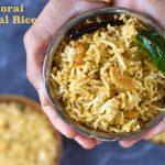 Ulundhorai | Urad Dal Spice Powder Rice