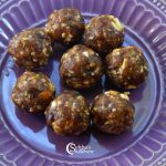 Dates and Nuts Ladoo