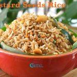 Kadugu Sadam | Mustard Seeds Rice | Kadugorai