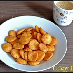Kara Kara Buttons Recipe | Crispy Buttons Recipe