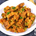 Bread Upma | Kids Lunch Box Recipes