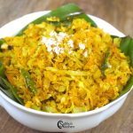 Carrot Cabbage Thoran Recipe