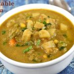Mixed Vegetable Sagu | Saagu Recipe