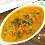 Instant Pot Tomato Kurma Recipe | Thakkali Kurma for Idli-Dosa in Instant Pot