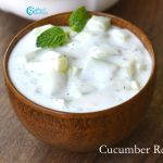 Cucumber Raita Recipe | Cucumber Yogurt Dip