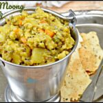 Green Moong Khichdi