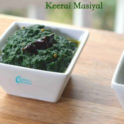 Keerai Masiyal (Kadyal)