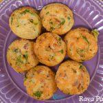 Rava Paniyaram Recipe | Instant Kuzhi Paniyaram Recipe