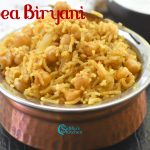Chole Biryani | Chickpea Biryani | Chana Biryani Recipe