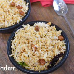 Ellu Sadam | Til Rice | Sesame Rice