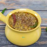 No Onion No Garlic Sabut Moong Dal | Green Moong Dal Recipe