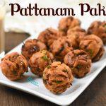 Pattanam Pakoda Recipe | Medhu Pakoda Recipe | Tea Time Indian Snacks