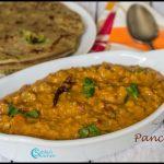 Panchamel Dal Recipe