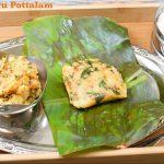 Madurai Kizhangu Pottalam   Spicy Potato Masala Parcels