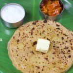 Aloo Paratha Recipe | Potato Stuffed Flat Bread