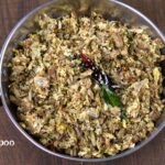 Vazhaipoo Poriyal Recipe | Vazhaipoo Thoran Recipe