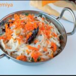Curd Semiya (Thayir Semiya) / Yoghurt Vermicelli