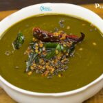 Puli Keerai Recipe | Spinach in Tamarind Gravy
