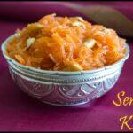 Semiya Kesari Recipe | Vermicelli Kesari Recipe