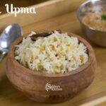 Usili Upma Recipe | Rice Moong Dal Upma