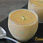 Carrot Kheer Recipe | Carrot Payasam Recipe