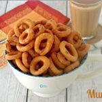 Ring Murukku Recipe | Rice Flour Rings Recipe | Spicy Ring Murukku Recipe | Chegodilu Recipe