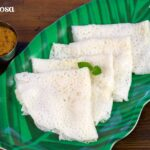 Neer Dosa Recipe | How to make Neer Dosa