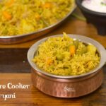 Vegetable Biryani | Easy Pressure Cooker Veg Biryani